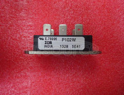 P102W PASSIVATED ASSEMBLED CIRCUIT ELEMENTS