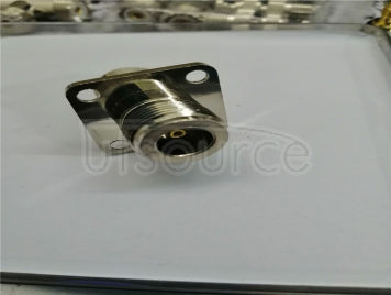 N/SMA-KJF N female to SMA male with flange fixed RF connector L16/SMA-KFJ