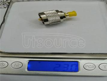 SL16/SMA-JK M male to SMA female M/SMA-JK UHF/SMA-JK walkie-talkie adapter