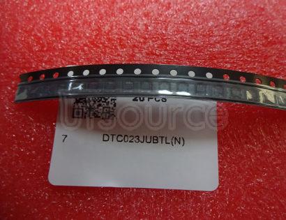 DTC023JUBTL Dual Resistor Digital NPN Transistors, ROHM