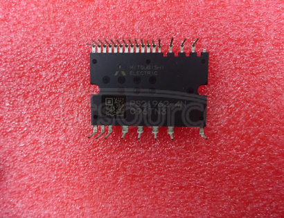 PS21962-4N 600V/5A   low-loss   5th   generation   IGBT   inverter   bridge   for   three   phase   DC-to-AC   power   conversion