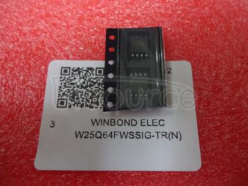Winbond Elec W25Q64FWSSIG-TR
