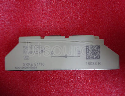 SKKE81/16 Rectifier Diode Modules