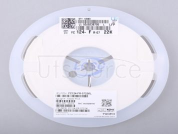 YAGEO YC124-FR-0722KL(50pcs)