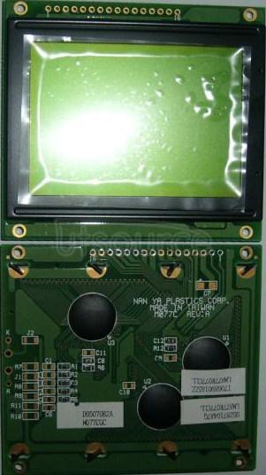 M077C Industrial LCD