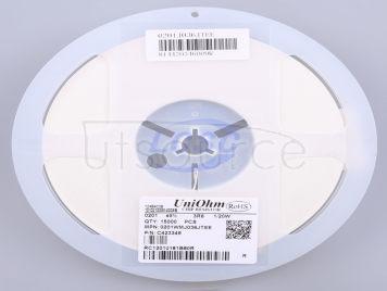 UNI-ROYAL(Uniroyal Elec) 0201WMJ036JTEE(100pcs)