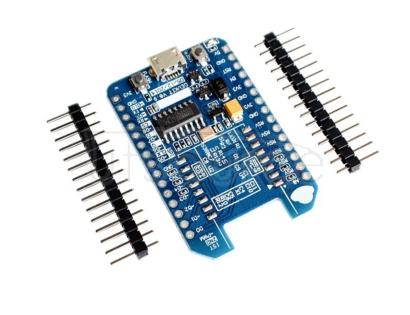 Nodemcu Lua WiFi Internet of Things Blue Development Board ESP826612E/12F WiFi Module Without ESP8266. Please note that the single development board does not come with WiFi