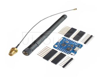 Mini D1 Pro Upgrade Nodemcu Lua WiFi Development Board is based on ESP8266