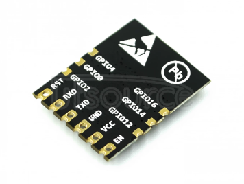 The ESP-M3 serial port wireless passthrough control module is fully compatible with ESP8266