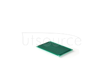 Double-sided tin plating thickness 1.6 high quality glass fiber board tinjet test board PCB 2.54 spacing hole board 4*6