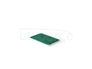 Double-sided tin plating thickness 1.6 high quality glass fiber board tinjet test board PCB 2.54 spacing hole board 5*7
