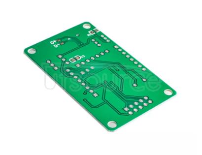 ATmega8 48 88 168 AVR system core board PCB empty board