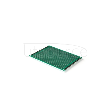Double-sided tin plating thickness 1.6 high quality glass fiber board tinjet test board PCB 2.54 spacing hole board 7*9 Double-sided tin plating thickness 1.6 high quality glass fiber board tinjet test board PCB 2.54 spacing hole board 7*9