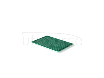 Double-sided tin plating thickness 1.6 high quality glass fiber board tinjet test board PCB 2.54 spacing hole board 6*8