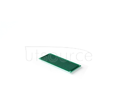 Double-sided tin plating thickness 1.6 high quality glass fiber board tinjet test board PCB 2.54 spacing hole board 3*7 Double-sided tin plating thickness 1.6 high quality glass fiber board tinjet test board PCB 2.54 spacing hole board 3*7