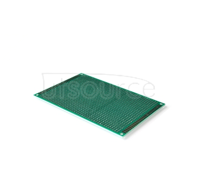 Double-sided tin plating thickness 1.6 high quality glass fiber board tinjet test board PCB 2.54 spacing hole board 8*12 ouble-sided tin plating thickness 1.6 high quality glass fiber board tinjet test board PCB 2.54 spacing hole board 8*12