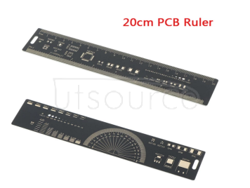 Ruler and Ruler PCB package unit 20CM