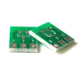 SOT223 to DIP3 SOT89 to SIP3 adapter AMS1117 base power management chip holder