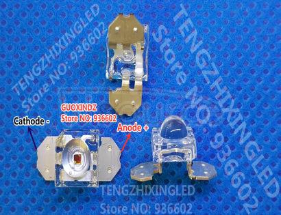EVERLIGHT Mid Power Automotive LED Signal Lighting 0.4W EAGLE-EYE LED Super Yellow Automotive Application 34-03UYC/S599