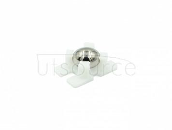 Mini vacuum steel ball universal wheel 2 wheel UNO smart car chassis bull eye nylon mbot N20