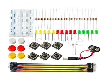 Starter Kit UNO R3 Mini Test Board Jumper Button (without box)