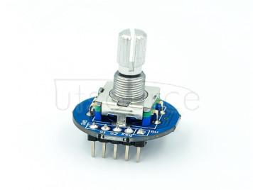 Digital rotary encoder module rotary potentiometer rotary potentiometer without knob cap