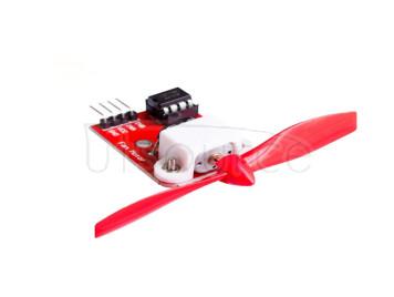 L9110 fan module fire extinguishing robot