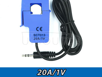 SCT-013-000V open and close current transformer 20A 1V 1%