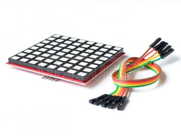 Raspberry Pi 3/2 Generation/Type B /B+ LED full color dot matrix screen 8*8 dot matrix module