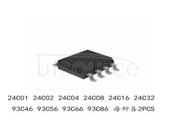 20 and 24 c01/24 our fleet / 24 c04/93 c46/93 c56/93 c66 IC series of 10 kinds of each 2 PCS