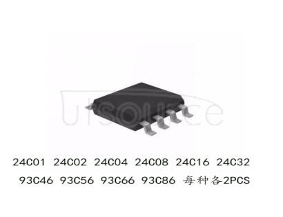 20 and 24 c01/24 our fleet / 24 c04/93 c46/93 c56/93 c66 IC series of 10 kinds of each 2 PCS 20 and 24 c01/24 our fleet / 24 c04/93 c46/93 c56/93 c66 IC series of 10 kinds of each 2 PCS