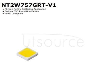 NICHIA High Power LED 1W 6V 3030 NT2W757GRT-V1 5700K Cool white