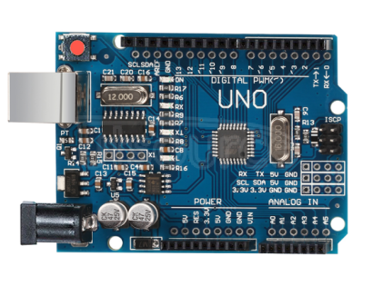 The new improved version of R3 (CH340G) development board to send data line to send needle Plug in the UNO development board and the driver will be installed automatically  In Die, select the board caruno  Select the COM port, which can be checked in my computer and the port in your UNO development board just now