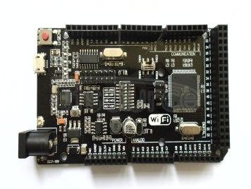 WiFi R3 Atmega2560 + ESP8266 (32MB RAM) USB-TTL CH340G