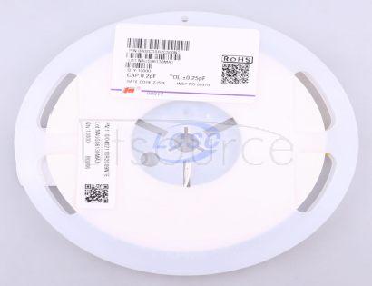 FH(Guangdong Fenghua Advanced Tech) 0402CG0R2C500NT(100pcs)