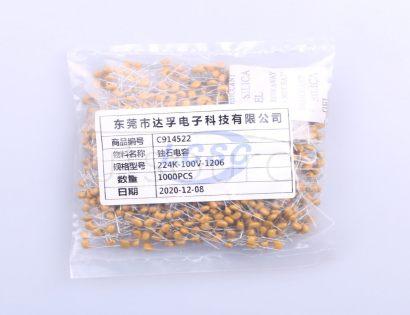 NDF 224K-100V-1206(10pcs)
