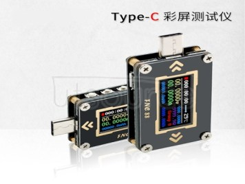 FNC88 fast charging PD protocol detection tricked Type-C voltage ammeter USB capacity measurement test instrument