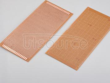 Universal board bakelite 10*22CM thick 1.2 pitch 25,400 circuit board PCB test board