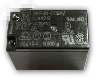 JW1FSN-DC24V AJW4212 24V 10A 5PINS