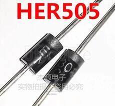 (20Pcs)HER505  5A 500V