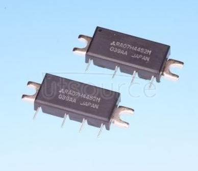 RA7H4452M,RA07H4452M-101 Silicon RF Devices RF High Power MOS FET Modules RA07H4452M Remarks RoHS : Restriction of the use of certain Hazardous Substances in Electrical and Electronic Equipment