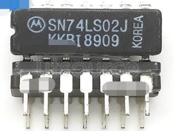 SN74LS02J