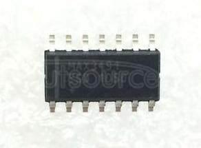 MAX3491ESD+T  IC TXRX RS485/422 10MBPS 14SOIC MAXIM 2.5K/ROLL