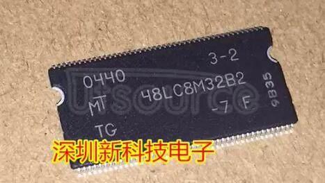MT48LC8M32B2TG-7F