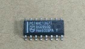 74HCT367D