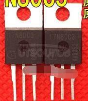 INFINEON TECHNOLOGIES SPP17N80C3
