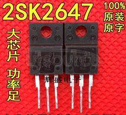 2SK2647-01MR,2SK2647,K2647