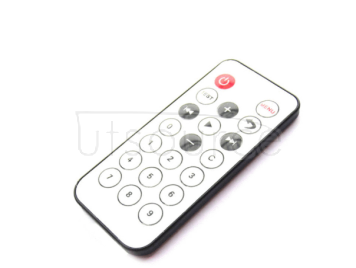 Remote control/infrared remote control/ultra-thin device remote control /8 meters transmitting/send C code reference