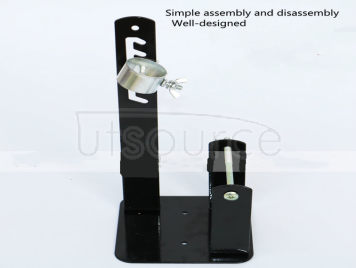 Multi-purpose electric soldering iron stand, tin wire stand, adjustable height of soldering iron stand, soldering stand, electric soldering iron stand two-in-one