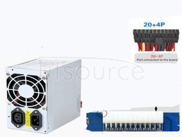 ATX adapter board to take power board to lead out module desktop chassis computer power supply output terminal